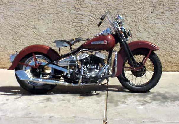 2006/1952 K-Model Harley/Daddy's 1952 K-Model
